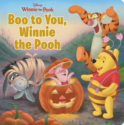 Boo to You, Winnie the Pooh画像