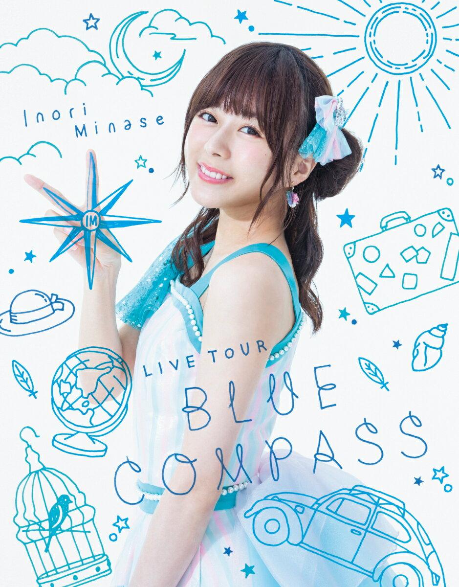 ミュージック, その他 Inori Minase LIVE TOUR 2018 BLUE COMPASSBlu-ray