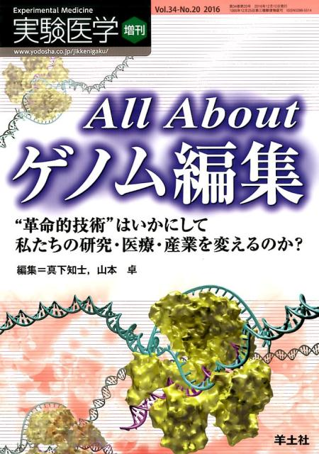 All Aboutゲノム編集画像