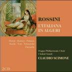 【輸入盤】『アルジェのイタリア女』全曲 シモーネ&イ・ソリスティ・ヴェネティ、レイミー、ホーン、他(1980 ステレオ)(2CD) [ ロッシーニ(1792-1868) ]