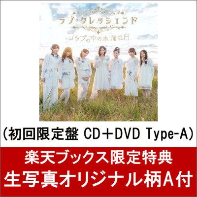 【楽天ブックス限定 生写真オリジナル柄A付】 コップの中の木漏れ日 (初回限定盤 CD+DVD Type-A)