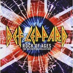 【楽天ブックスならいつでも送料無料】【輸入盤】Rock Of Ages : Definitive Collection [ Def ...