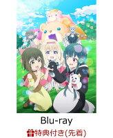 【先着特典】くまクマ熊ベアー 第1巻《通常版》(描き下ろしイラスト入りエコバッグ)【Blu-ray】
