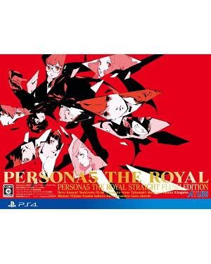 ペルソナ5 ザ・ロイヤル ストレートフラッシュ・エディション