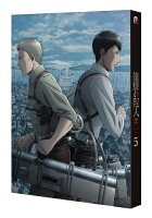TVアニメ「進撃の巨人」 Season3 5(初回限定版)【Blu-ray】