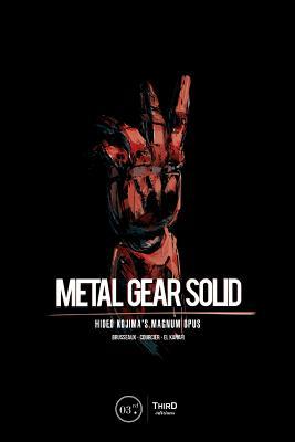 洋書, FAMILY LIFE & COMICS Metal Gear Solid: Hideo Kojimas Magnum Opus METAL GEAR SOLID HIDEO KOJIMAS Nicolas Courcier