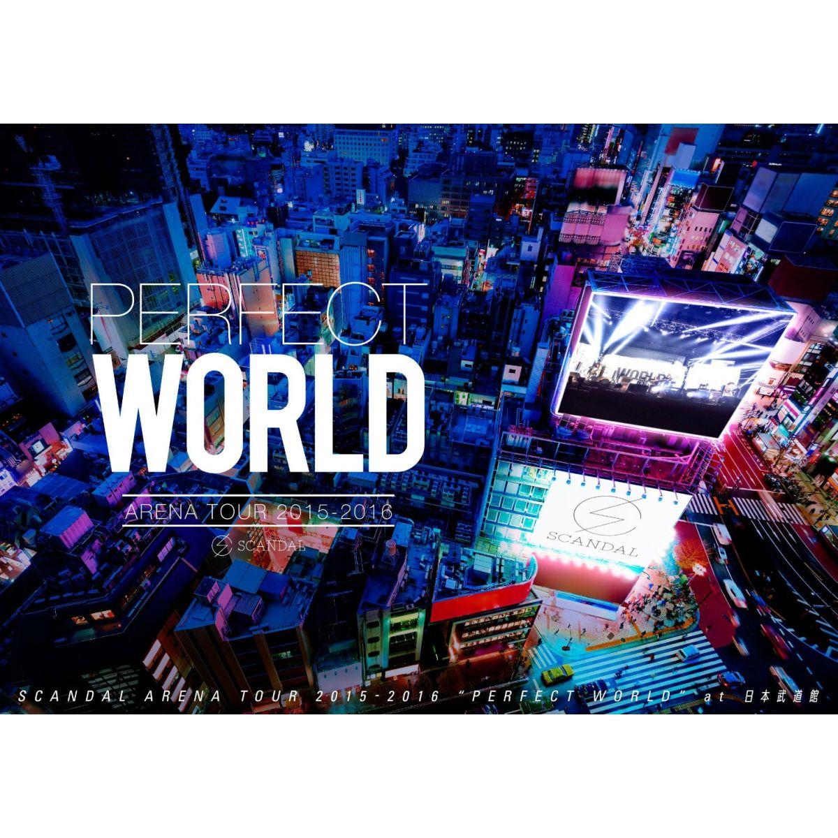 SCANDAL ARENA TOUR 2015-2016 「PERFECT WORLD」画像