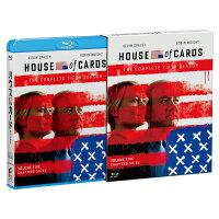 ハウス・オブ・カード 野望の階段 SEASON 5 Blu-ray Complete Package【Blu-ray】