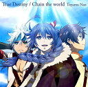 True Destiny/Chain the world (アニメ盤) [ 東山奈央 ]