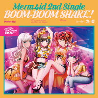 BOOM-BOOM SHAKE!【Blu-ray付生産限定盤】