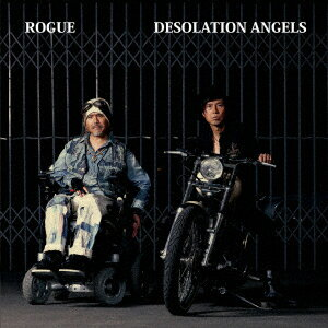 邦楽, ロック・ポップス DESOLATION ANGELS ROGUE