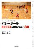 バレーボール攻撃戦術&練習メニュー80