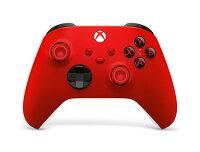 Xbox ワイヤレス コントローラー (パルス レッド)