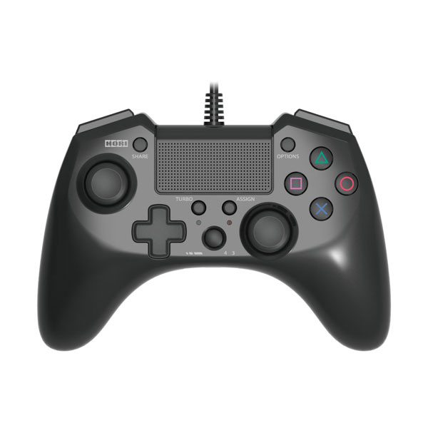 ホリパッドFPSプラス for PlayStation4 ブラック