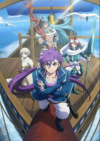 マギ シンドバッドの冒険 COMPLETE BOX【完全生産限定版】【Blu-ray】
