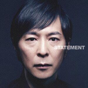 【送料無料】STATEMENT(初回限定盤B) [ 徳永英明 ]
