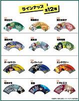 僕のヒーローアカデミア ミニ扇子コレクション2【1BOX】