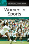 Women in Sports: A Reference Handbook WOMEN IN SPORTS (Contemporary World Issues (Hardcover)) [ Maylon Hanold ]