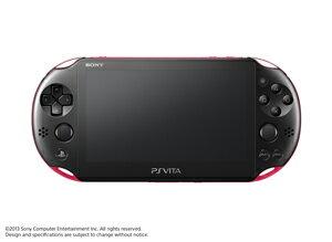【送料無料】PlayStation Vita Wi-Fiモデル ピンク/ブラック