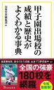 甲子園出場校の成績と歴史がよくわかる事典 (宝島社新書) [