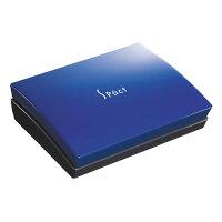 マックス スタンプ台 携帯用 エスパクトLite 朱肉 ブルー SA-2004S/B