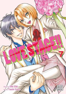 Love Stage!!, Vol. 7, Volume 7画像