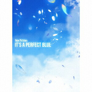 CD, ゲームミュージック ITS A PERFECT BLUE ( (4CDDVDT)) Tokyo 7th