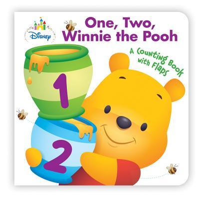 Disney Baby One, Two, Winnie the Pooh画像