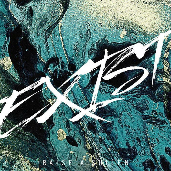 CD, アニメ EXIST RAISE A SUILEN