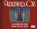 WIZARD OF OZ,THE(SCANIMATION BOOK) [ RUFUS BUTLER SEDER ]