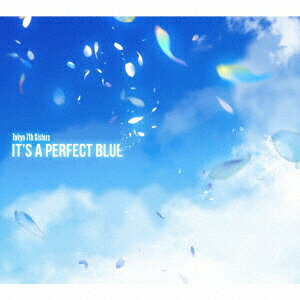 CD, ゲームミュージック ITS A PERFECT BLUE ( 3CDDVD) Tokyo 7th