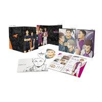 ハイキュー!! 烏野高校 VS 白鳥沢学園高校 Vol.3【Blu-ray】