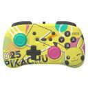 ホリパッドミニ for Nintendo Switch ピカチュウ
