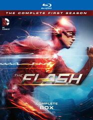THE FLASH/フラッシュ <ファースト・シーズン> コンプリート・ボックス【Blu-ray】