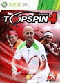Top Spin 4 Xbox360版