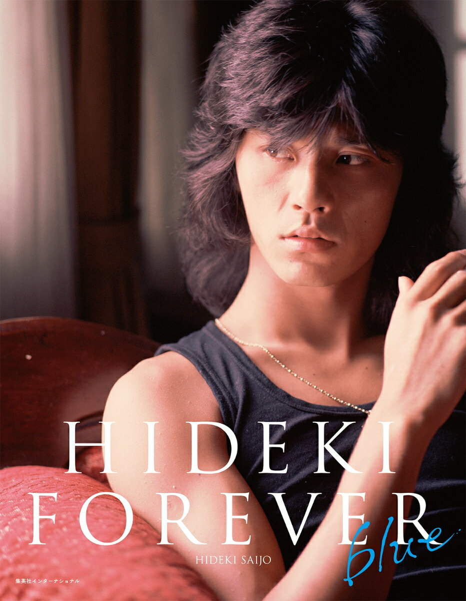 HIDEKI FOREVER blue (ヒデキ フォーエバー ブルー)