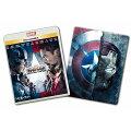 オンライン数量限定商品:シビル・ウォー/キャプテン・アメリカ MovieNEX プラス3Dスチールブック