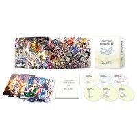 戦姫絶唱シンフォギア Blu-ray BOX【Blu-ray】