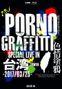 PORNOGRAFFITTI 色情塗鴉 Special Live in Taiwan(初回生産限定盤)【Blu-ray】 [ ポルノグラフィティ ]