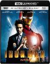 アイアンマン 4K ULTRA HD & ブルーレイセット【4K ULTRA HD】 [ ロバート・ダウニーJR. ]