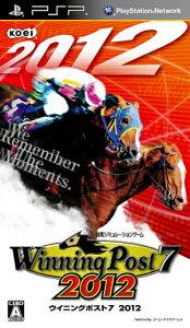 【送料無料】Winning Post 7 2012 PSP版