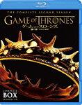 ゲーム・オブ・スローンズ 第二章:王国の激突 コンプリート・セット【Blu-ray】