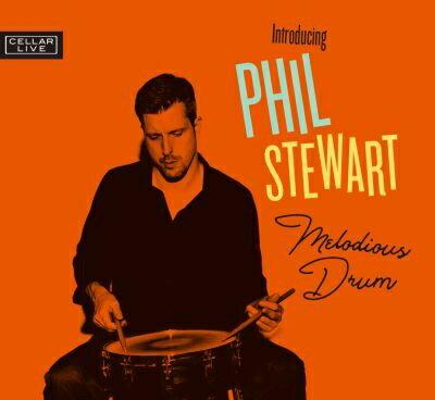【輸入盤】Introducing Phil Stewart: Melodious Drum画像