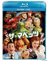 【送料無料】ザ・マペッツ ブルーレイ+DVDセット【Blu-ray】
