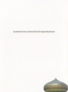 "ACIDMAN LIVE TOUR ""green chord in 日本武道館画像"