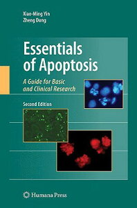 Essentials of Apoptosis: A Guide for Basic and Clinical Research ESSENTIALS OF APOPTOSIS 2009/E [ Xiao-Ming Yin ]