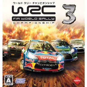 WRC3 - FIA World Rally Championship -