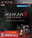 【送料無料】NINJA GAIDEN 3 コレクターズエディション PS3版