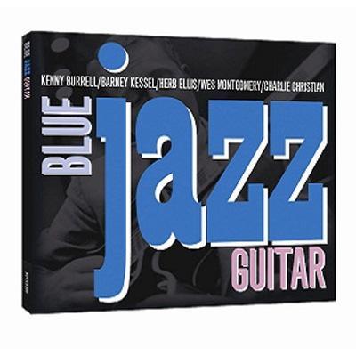 【輸入盤】 Blue Jazz Guitar画像