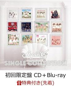 【先着特典】APINK SINGLE COLLECTION (初回限定盤 CD+Blu-ray) (A4クリアファイル付き)